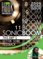 Hook 2006 Music Issue cover